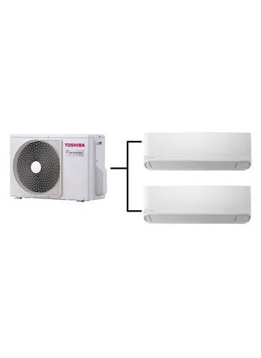Toshiba Toshiba Multi-Split Klima(10.000 BTU - 10.000 BTU) Renkli